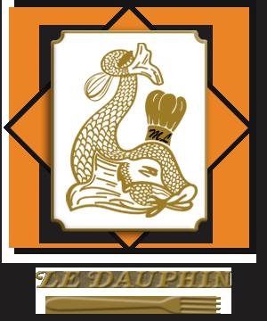 Très Restaurant Gastronomique Le Dauphin - Le Breuil en Auge JU17